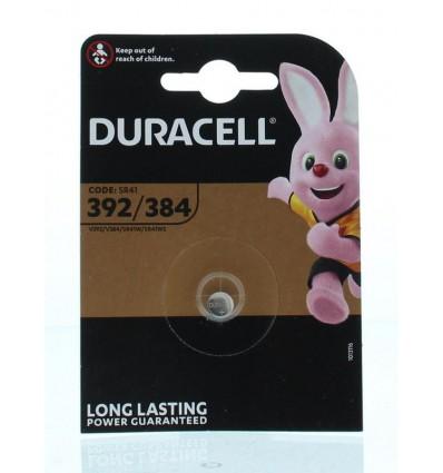 Batterijen Duracell Knoopbatterij 384-392 SBL1 kopen