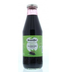 Bountiful Vlierbessensap 750 ml | Superfoodstore.nl