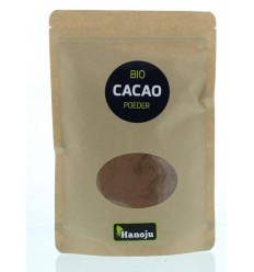 Hanoju Bio cacao poeder 250 gram | € 8.51 | Superfoodstore.nl