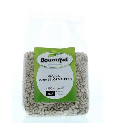 Bountiful Zonnebloemenpitten bio 400 gram