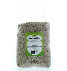 Bountiful Zonnebloemenpitten bio 1 kg | Superfoodstore.nl