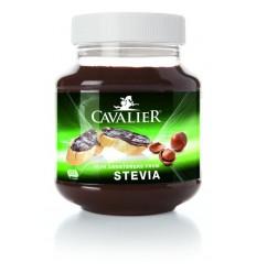 Cavalier Chocoladepasta hazelnoot gezoet met stevia 380 gram | € 5.57 | Superfoodstore.nl