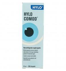 Hylo Comod oogdruppels 10 ml   Superfoodstore.nl