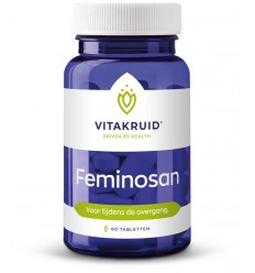 Vitakruid Feminosan 60 tabletten | Superfoodstore.nl