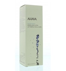 Ahava Mineral body lotion 250 ml | Superfoodstore.nl