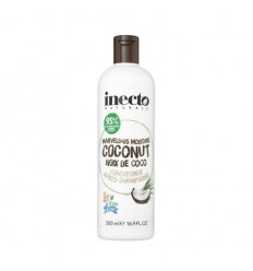 Inecto Naturals Coconut conditioner 500 ml | Superfoodstore.nl