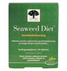 New Nordic Seaweed diet 90 tabletten | Superfoodstore.nl