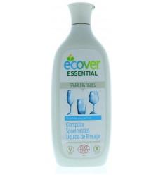 Ecover Essential vaatwas spoelmiddel 500 ml | € 3.23 | Superfoodstore.nl