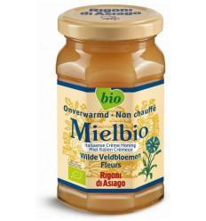 Mielbio Wilde veldbloemen creme honing 300 gram |