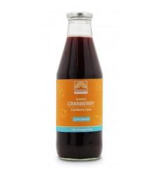 Mattisson Bio cranberrysap licht zoet 750 ml | € 8.45 | Superfoodstore.nl