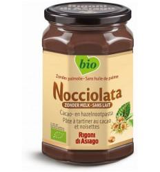 Nocciolata Hazelnotenpasta zonder melk 700 gram |
