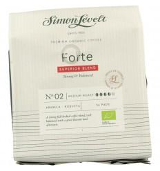 Simon Levelt Cafe pads forte superior blend 36 stuks |