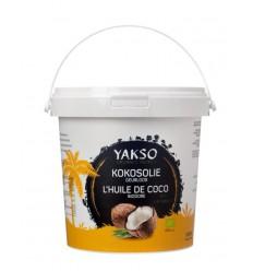 Yakso Kokosolie geurloos 1 liter | Superfoodstore.nl