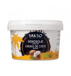 Yakso Kokosolie geurloos 500 ml | Superfoodstore.nl