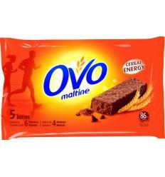 Ovomaltine Cereal energybar 20 gram 5 stuks | € 4.52 | Superfoodstore.nl