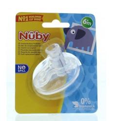 Nuby Vervangspeen beker ID10052 | € 4.60 | Superfoodstore.nl