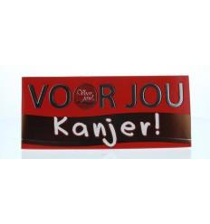 Voor Jou! wensreep kanjer | Superfoodstore.nl