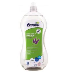 Ecodoo Afwasmiddel lavendel 1 liter | € 3.40 | Superfoodstore.nl
