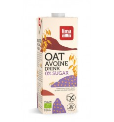 Lima Oat drink naturel 0% suiker 1 liter | Superfoodstore.nl