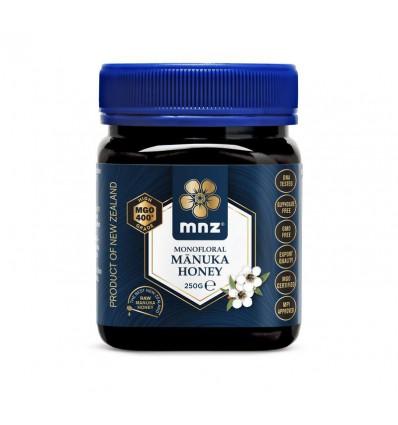 Manuka Honing Manuka New Zealand MGO 400+ 250 gram kopen