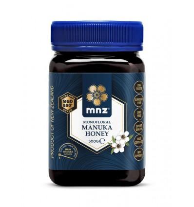 Manuka New Zealand Manuka honing MGO 550+ 500 gram | € 125.00 | Superfoodstore.nl