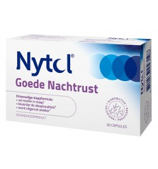 Nytol Goede nachtrust 30 tabletten | Superfoodstore.nl