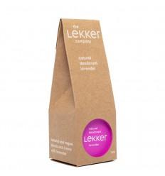 Lekker Company Deodorant lavendel 30 ml | Superfoodstore.nl