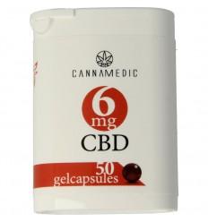 Cannamedic CBD Capsules nr 16 6 mg 50 capsules |