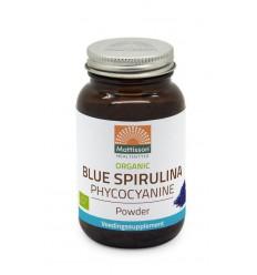 Mattisson Blue spirulina phytoblue phycocyanin powder 15 gram |