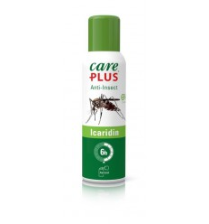 Care Plus Anti insect icaridin 100 ml | Superfoodstore.nl