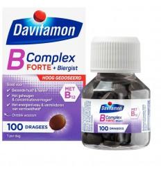 Davitamon Vitamine B complex forte 100 dragees |