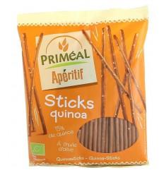 Primeal Aperitive quinoa sticks 100 gram | Superfoodstore.nl