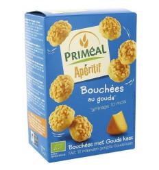 Primeal Aperitive bouchees Gouda kaas 75 gram |