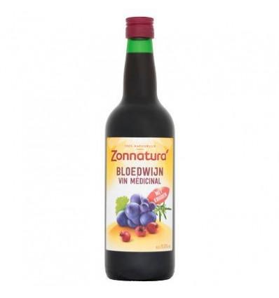 Wijn Zonnatura Bloed 750 ml kopen