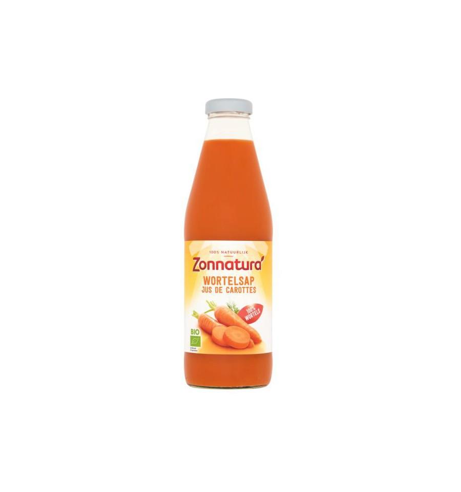 Zonnatura Wortelsap 750 ml