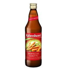 Rabenhorst Wortelsap 750 ml | Superfoodstore.nl