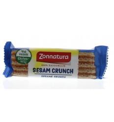 Zonnatura Sesam crunch eko 50 gram | € 0.88 | Superfoodstore.nl