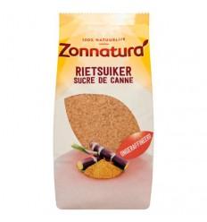 Zonnatura Rietsuiker ruw 750 gram | € 3.12 | Superfoodstore.nl