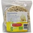 Zonnatura Rijstwafels naturel duo 13.5 gram