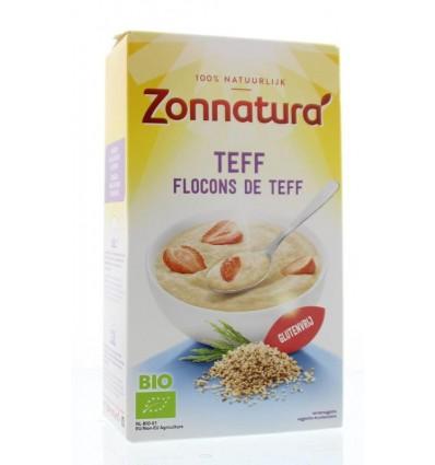 Zonnatura Teff oergranen 300 gram | € 3.95 | Superfoodstore.nl