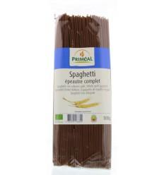 Primeal Spelt spaghetti volkoren 500 gram | € 2.89 | Superfoodstore.nl