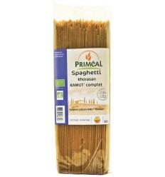 Primeal Kamut spaghetti 500 gram | € 4.14 | Superfoodstore.nl