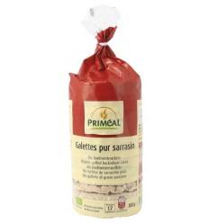 Primeal Boekweitcrackers 100 gram | Superfoodstore.nl