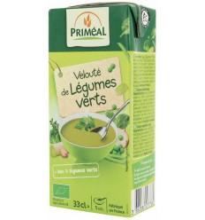 Primeal Veloute soep groene groenten 330 ml | Superfoodstore.nl