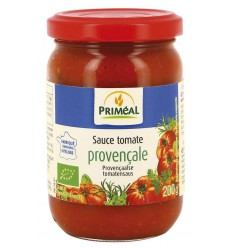 Primeal Tomatensaus provencaals 200 gram | Superfoodstore.nl