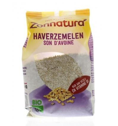 Zonnatura Haverzemelen bio 350 gram   Superfoodstore.nl