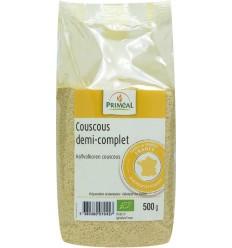 Primeal Couscous halfvolkoren 500 gram | Superfoodstore.nl