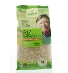 Primeal Halfvolkoren ronde rijst camargue 1 kg  