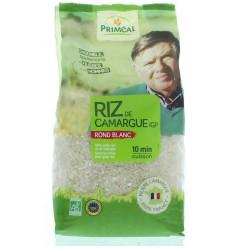 Primeal Witte ronde rijst camargue 1 kg | Superfoodstore.nl