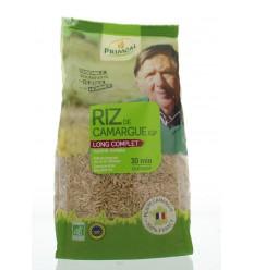 Primeal Volkoren langgraan rijst camargue 1 kg |